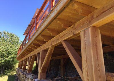 chalet-structure-bois